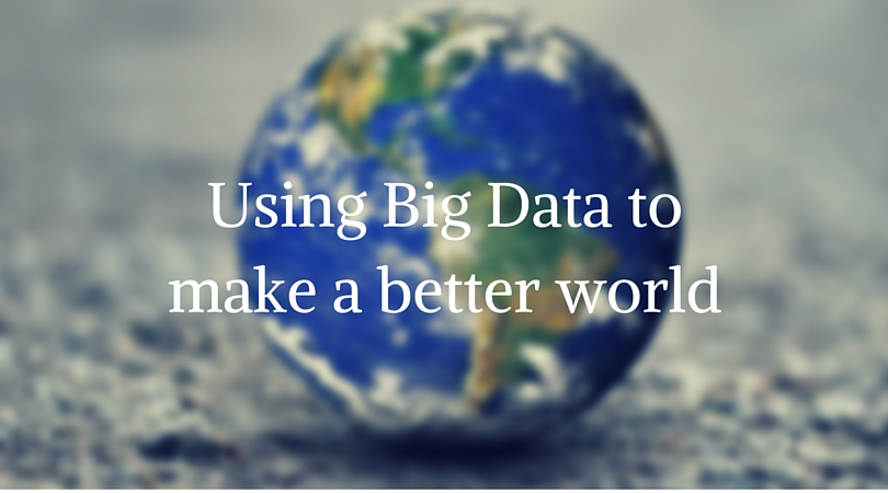 SR Podcast #3: Using Big Data to Engineer a Better World