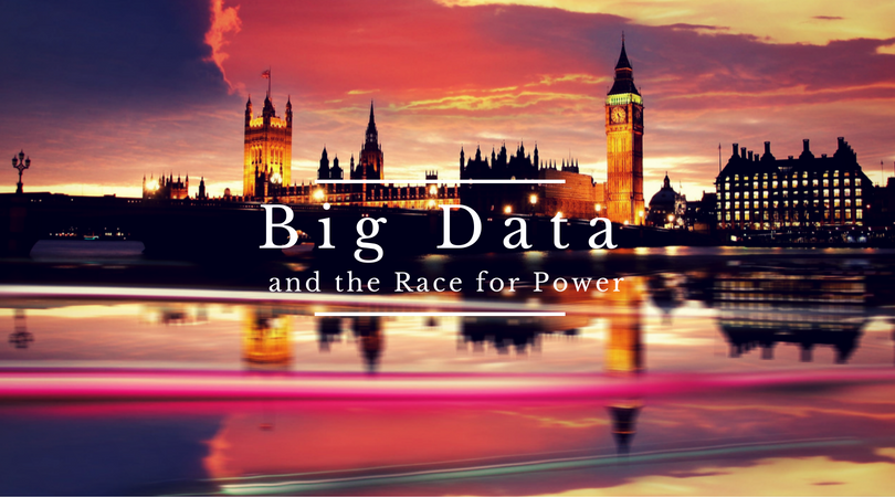 Big Data & The Race for Power
